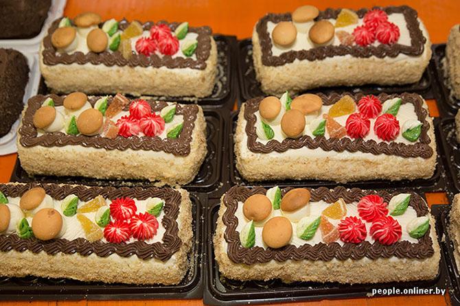хлебозавод № 3 торт крылья успеха рецептура