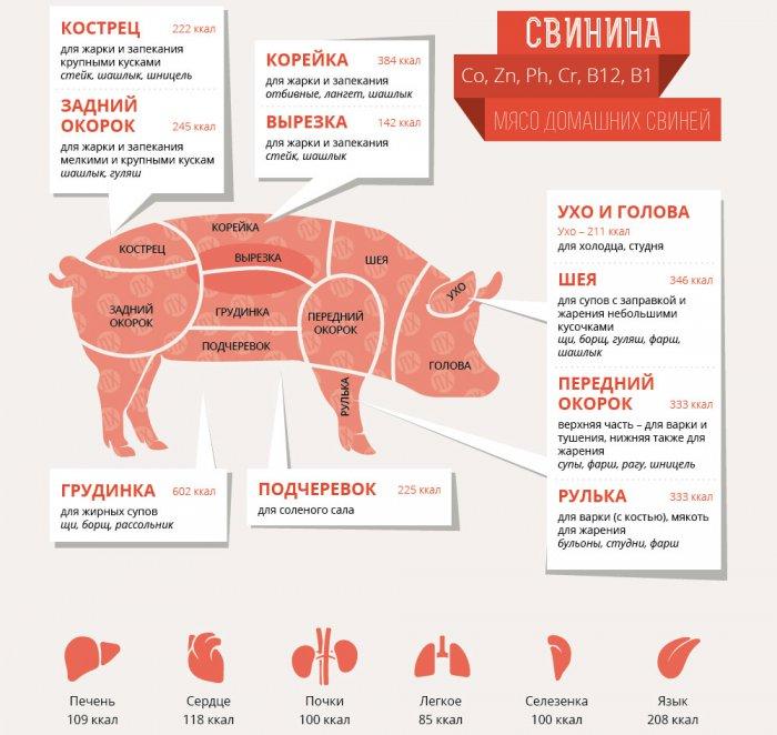 Рецепт вкусного супа из свинины 60